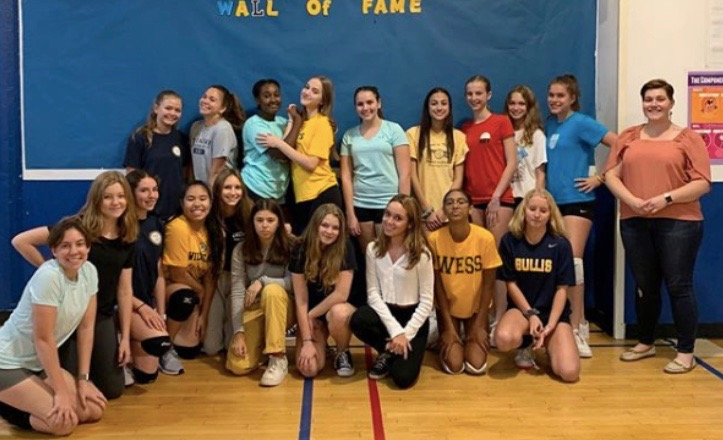 WESS HS Volleyball: Strides Towards Success