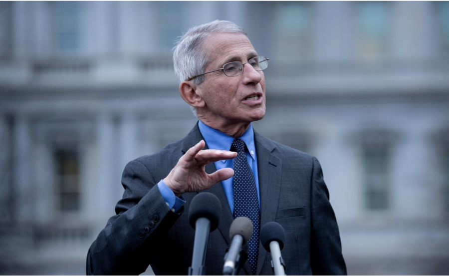 Who is Anthony Fauci?