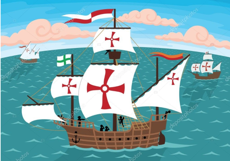 Today, Yesterday: Columbus Day