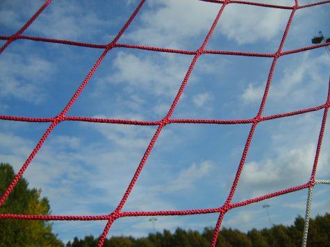 """Soccer goal"" by ewiemann is licensed under CC BY 2.0"