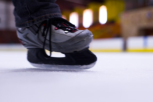 """""""Ice Skating"""" by miskan is licensed under CC BY-NC 2.0"""