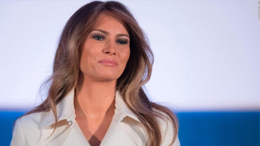 Fact Check: Melania Trump Does Not Have a Stunt Double