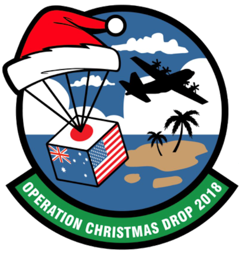 What is Operation Christmas Drop?