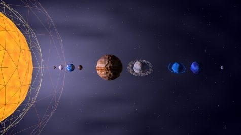 """solar system"" by Philippe Put is licensed under CC BY 2.0"