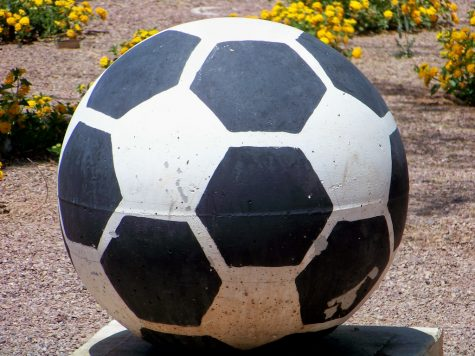 """""""Soccer Ball - Tempe Sports Complex"""" by Nick Bastian Tempe, AZ is licensed under CC BY-ND 2.0"""