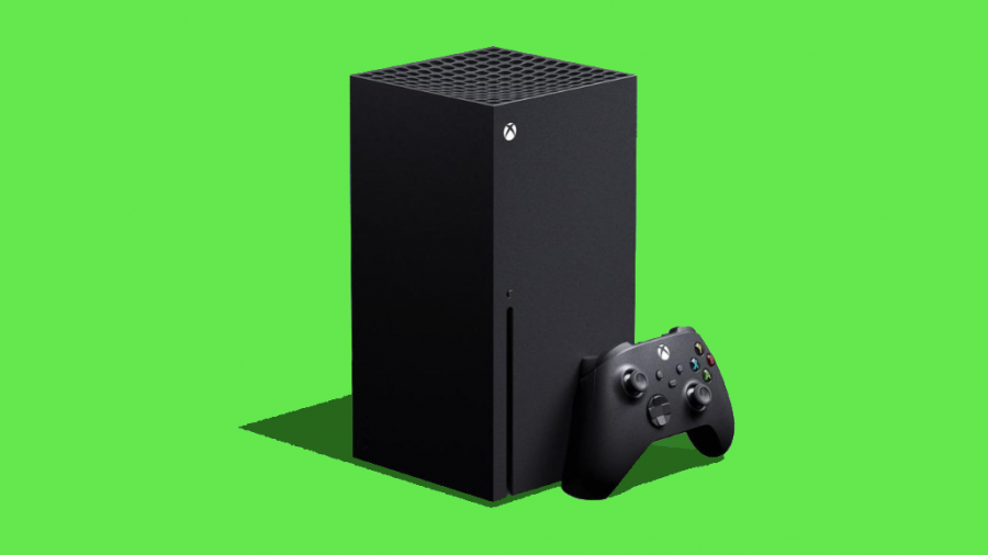 The Xbox Series X: Image Credit to Microsoft