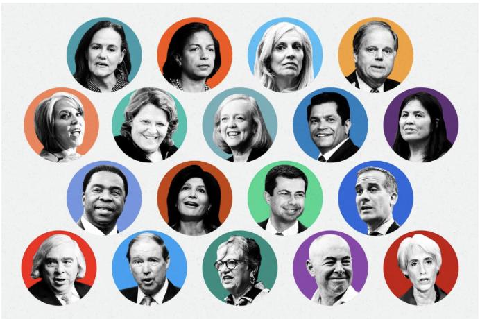 Some prospective picks for Biden's Cabinet Source: Politico