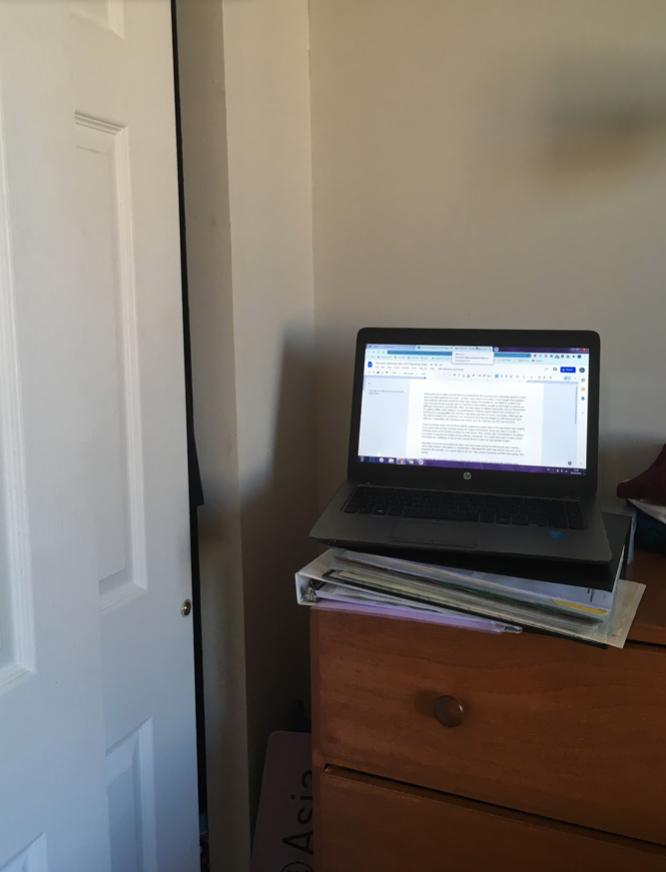 Remote Learning Tips: DIY Standing Desk