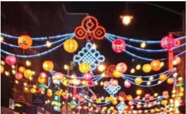 Chinatown February 2021