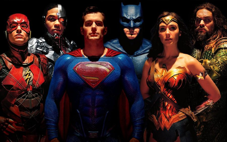"""""""Justice League Poster FINALLY Adds Superman!"""" by AntMan3001 is licensed under CC BY-SA 2.0"""