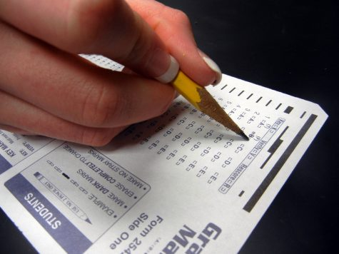 Standardized Test Close-Up by biologycorner is licensed under CC BY-NC 2.0