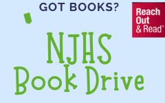 NJHS Book Drive!